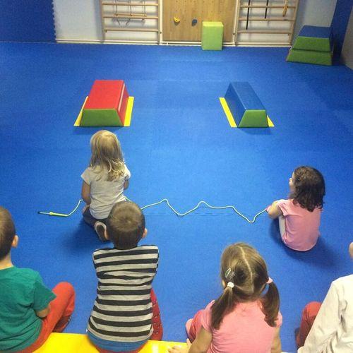 GYMNASTIKA a POHYBOVÉ HRY - FunGym - Detské pohybové centrum